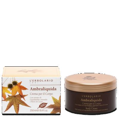 Crema Corpo Ambraliquida 250 ml