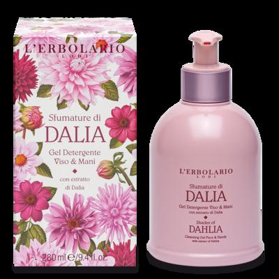 Gel Detergente Viso & Mani Sfumature di Dalia 280 ml