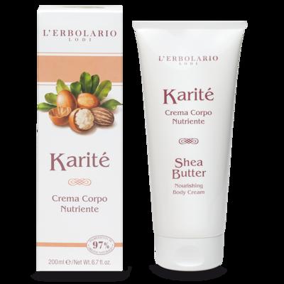 Crema Corpo Nutriente Karité