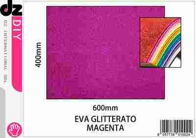 EVA GLITTER ESEMPIO 40X60CM