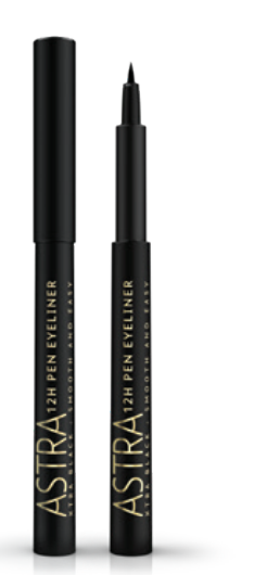 12H Pen Eyeliner Xtra Black- Smooth & Easy (1,1ml)