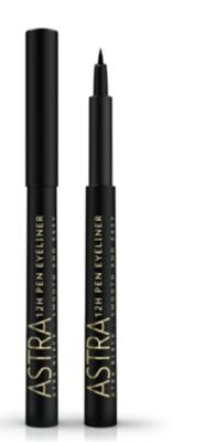 12H Pen Eyeliner Xtra Black- Smooth & Easy (1,1ml)