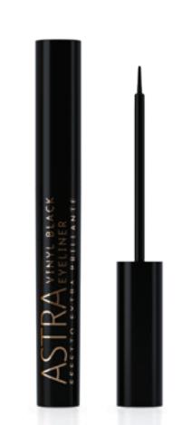 Vinyl Black Eyeliner Effetto Extra-Brillante (6ml) Tratto Sottile e Preciso