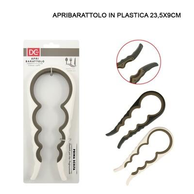 APRIBARATTOLO PLASTICA 23,5X9CM
