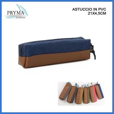 ASTUCCIO PVC 21X4,5X4,5CM ASS