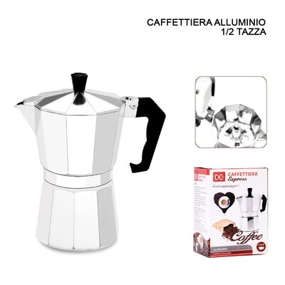 CAFFETTIERA EXPRESS 1/2 TZ