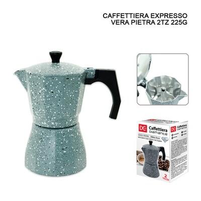 CAFFETTIERA DIAMANTE E/PIETRA 2TZ
