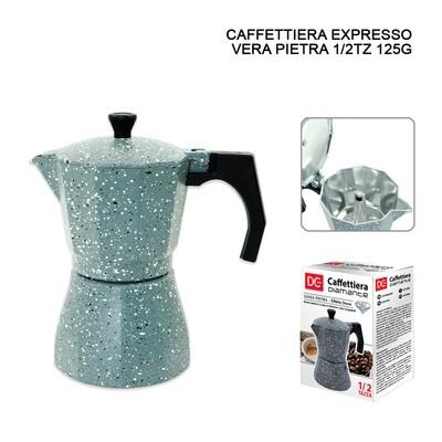 CAFFETTIERA DIAMANTE E/PIETRA 1/2TZ