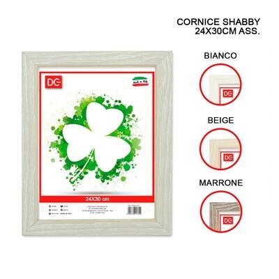 CORNICE SHABBY 24X30CM ASS.