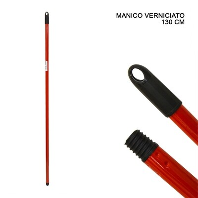 MANICO VERNICIATO 130 CM