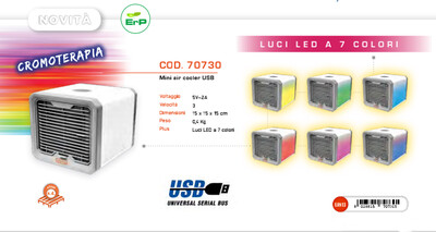 MINI AIR COOLER USB TY-EA02