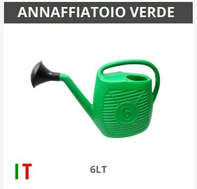 ANNAFFIATOLO 6LT/VERDE