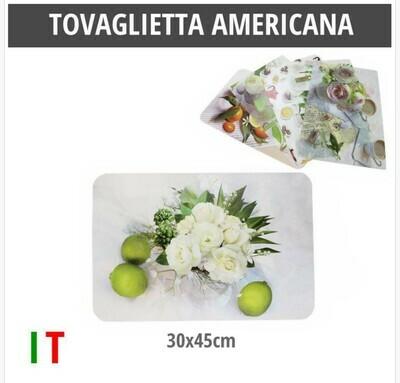 TOVAGLIETTA AMERICANA 30X45CM