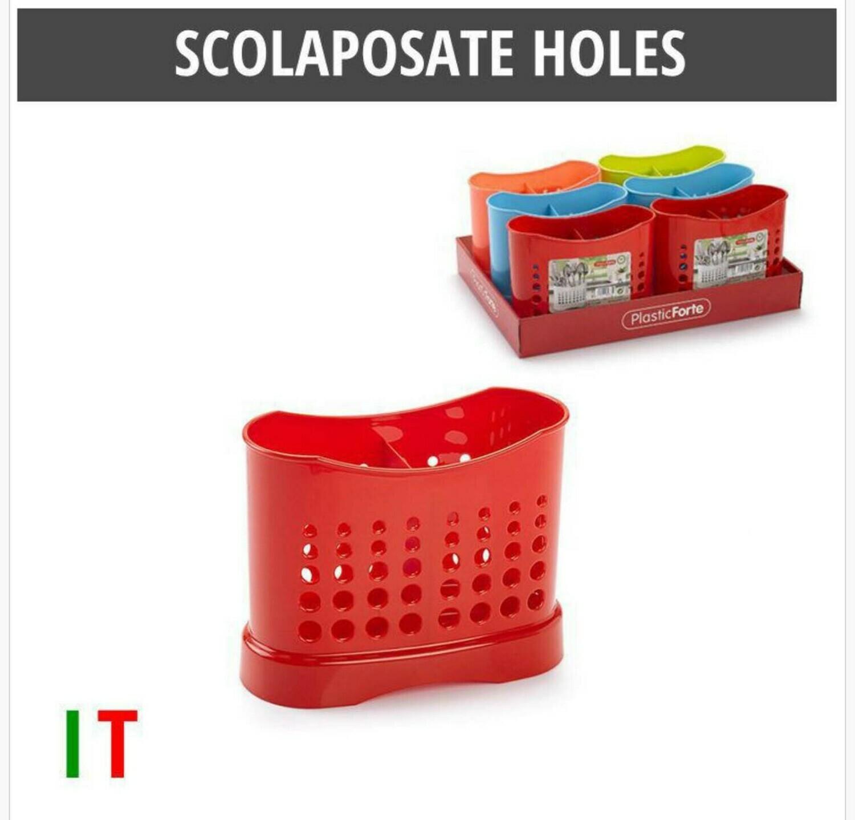 SCOLAPOSATE HOLES