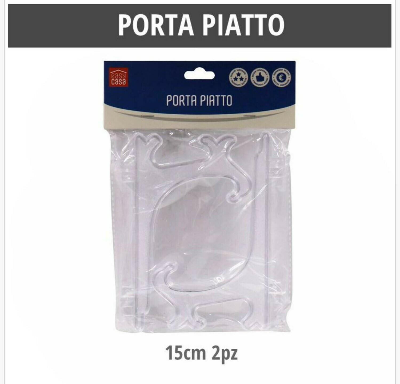 PORTA PIATTO 15CM 2PZ