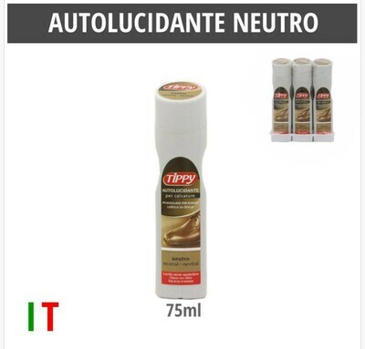 AUTOLUCIDANTE NEUTRO 75ML