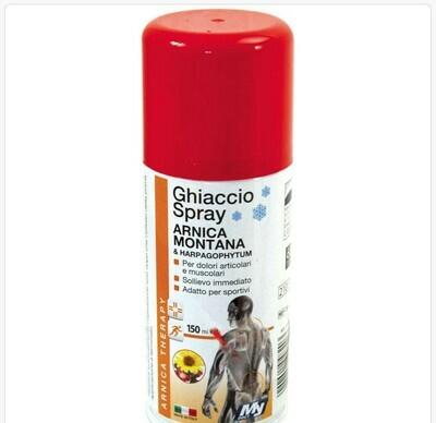 GHIACCIO SPRAY 150ML CON ARNICA MONTANA