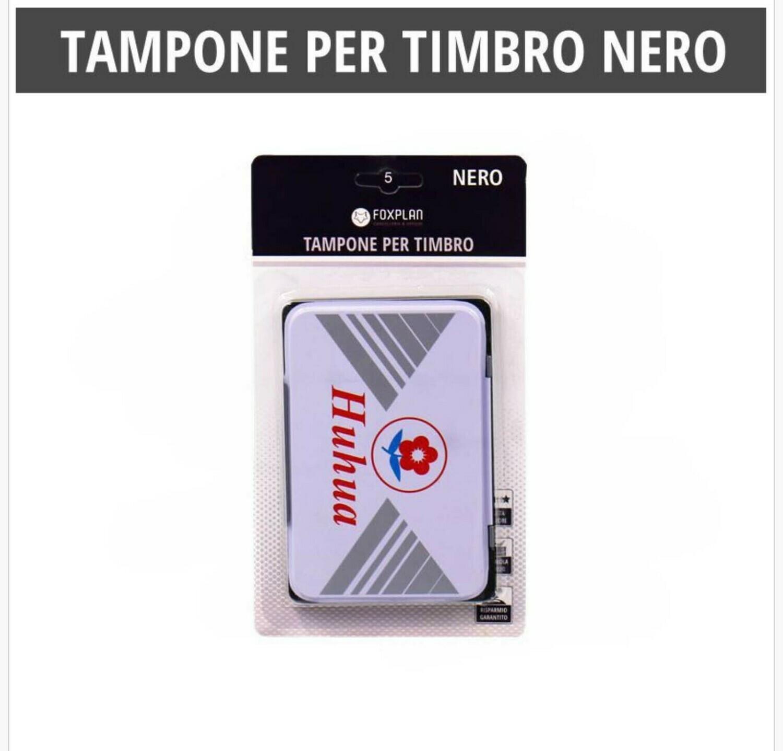 TAMPONE PER TIMBRO NERO