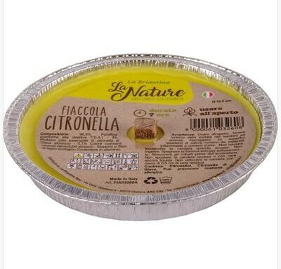 FIACCOLA ALLUMINIO CITR DIAM 16,5
