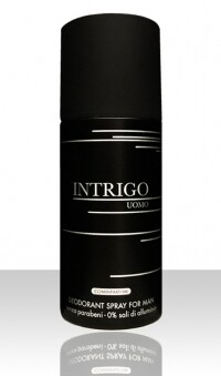 NUOVO BODY SPRAY 150ML HOMME INTRIGO