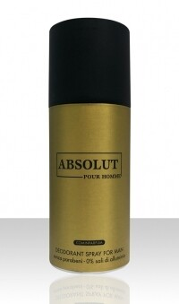 NUOVO BODY SPRAY150ML HOMME ABSOLUT