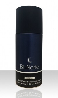 NUOVO BODY SPRAY 150ML HOMME BLU NOTTE
