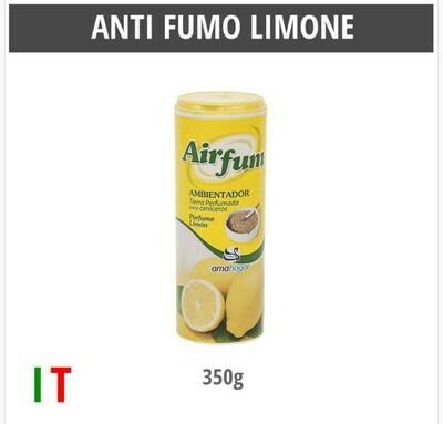ANTI FUMO LIMONE 350G