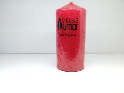 CANDELA ROSSO 150x70mm