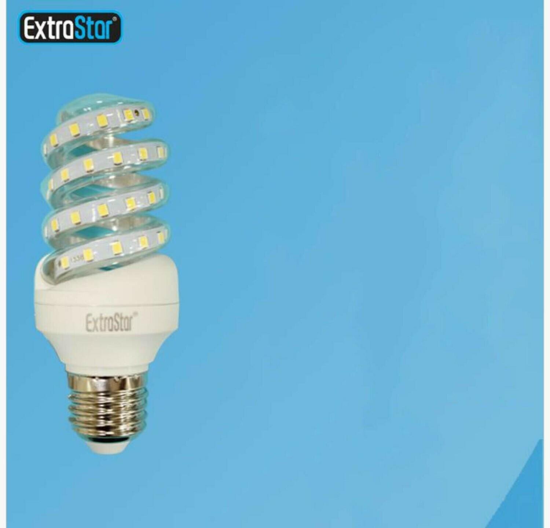 LAMPADINA LED SPIRALE E27 13W 1200LM LUCE CAL