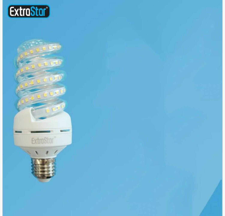 LAMPADINA LED SPIRALE E27 11W 1000LM LUCE CAL