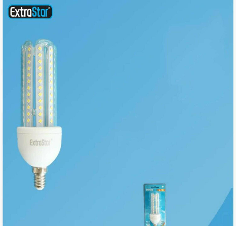 LAMPADA DI LED E14 8W 640LM LUCE CALDA QTA/96