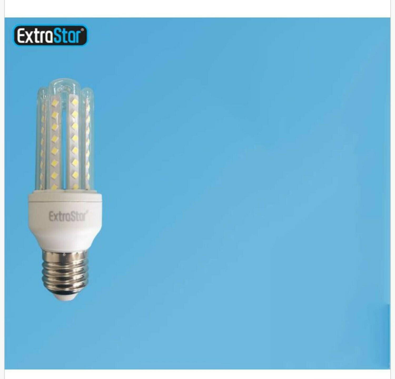 LAMPADA DI LED E27 6W 480LM LUCE FREDDA QTA/9