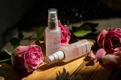 Rose Water Refreshing Spray