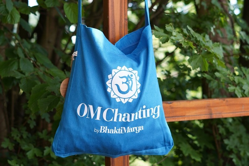Tote Bag - 'OM Chanting'