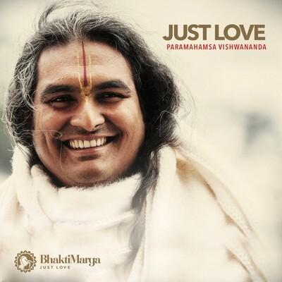 Just Love CD - Sri Swami Vishwananda
