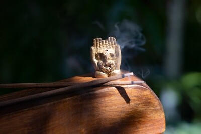 Incense Holder, Ganesha