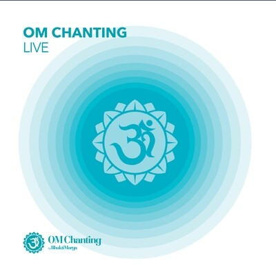 OM CHANTING Live