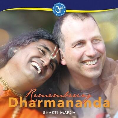 Remembering Dharmananda
