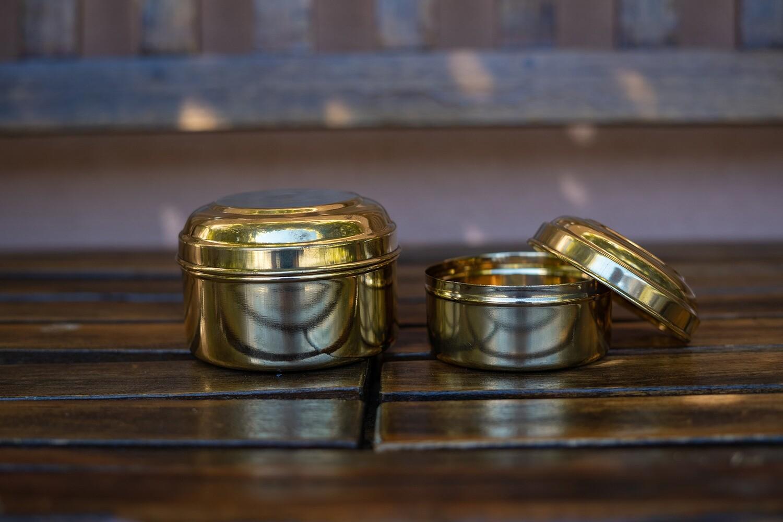 Brass Box round