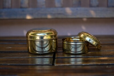 Brass Box round