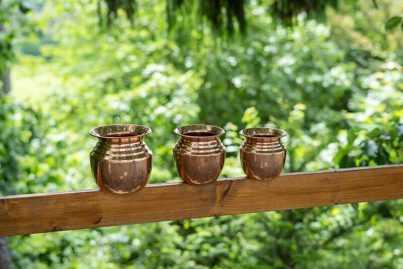 Copper Lota Pot