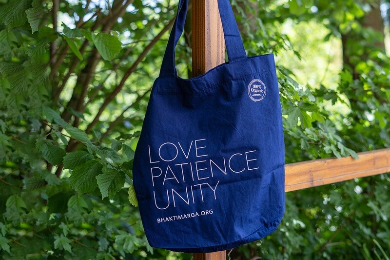 Tote Bag - 'Love Patience Unity'