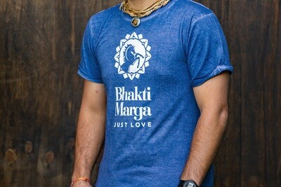 T-shirt 'BM Logo' - blue