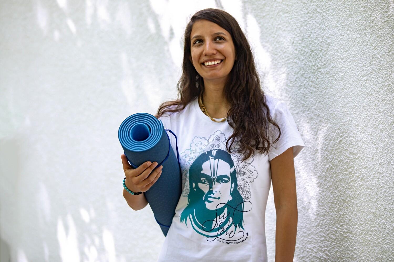 T-shirt 'Paramahamsa Vishwananda'