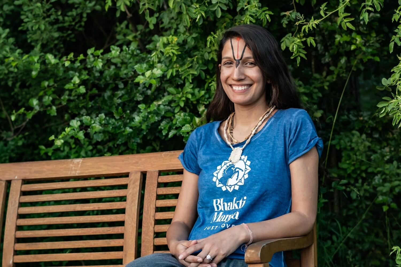T-shirt 'BM Logo' - blue
