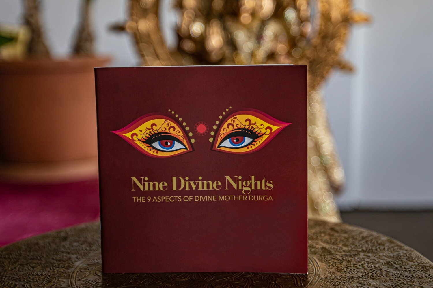 Nine Divine Nights - The 9 Aspects of Divine Mother Durga