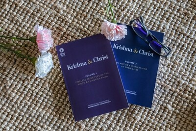 Krishna & Christ, Vol 1 & 2