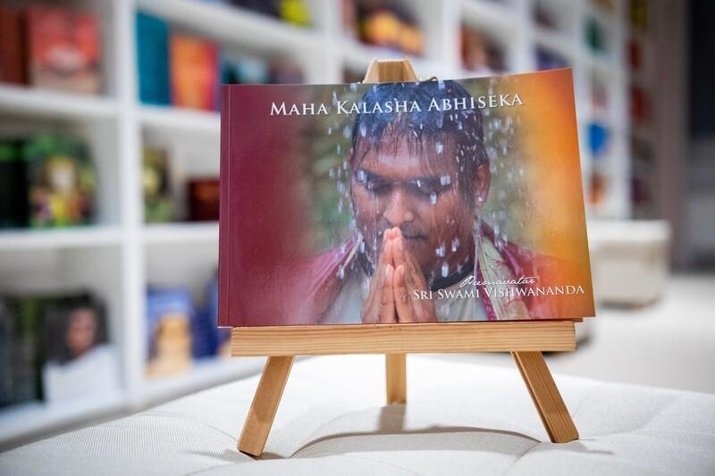 Maha Kalasha Abhishekam Photobook