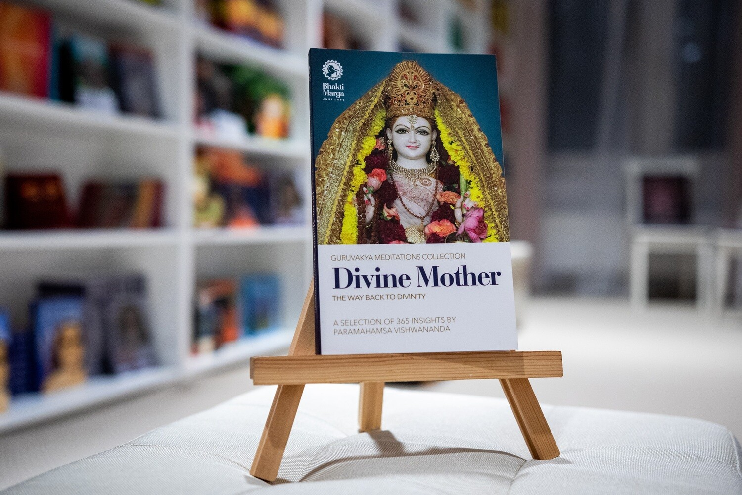 Divine Mother: The Way Back to Divinity