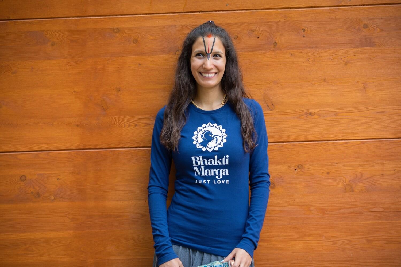 T-shirt 'BM Logo' - dark blue